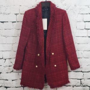 NWT Zara womens coat